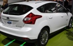 NAIAS. Ford Focus Electric