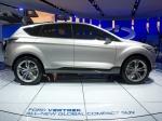 NAIAS. Ford Vertrek Concept