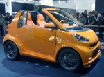 IAA 2011. Smart Fortwo Brabus Tailor made