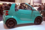 IAA 2011. Smart Fortwo Brabus Ultimate