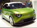 GIMS 2012. Suzuki G70 Concept