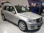 IAA 2011. Mercedes GLK