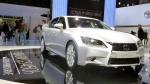 IAA 2011. Lexus GS450h