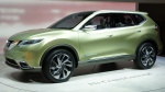GIMS 2012. Nissan Hi-Cross Concept