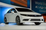 NAIAS. Honda Civic Concept 2012