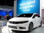 NAIAS. Honda Civic Concept 2012