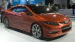 NAIAS. Honda Civic Coupe Si Concept