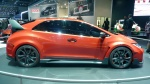 GIMS 2014. Honda Civic TypeR Concept