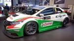 GIMS 2014. Honda Civik WTCC