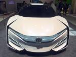 GIMS 2014. Honda FCEV Concept