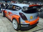 GIMS 2014. Hyundai i20 WRC