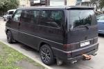 Volkswagen Transporter Black Series