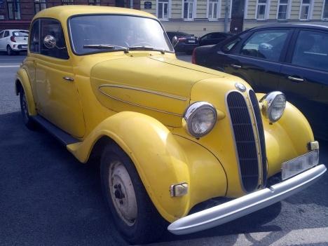 1947 BMW 321