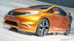 GIMS 2012. Nissan Invitation concept