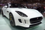 GIMS 2014. Jaguar F-Type R Coupe