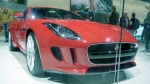 GIMS 2014. Jaguar F-Type S Coupe