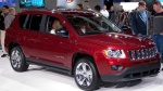 NAIAS. Jeep Compass 2011