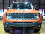 GIMS 2014. Jeep Renegade