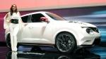 GIMS 2012. Nissan Juke Nismo Concept