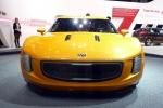 GIMS 2014. Kia GT4 Stinger