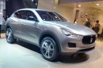 IAA 2011. Maserati Kubang Concept