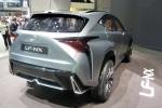 GIMS 2014. Lexus LF-NX Concept