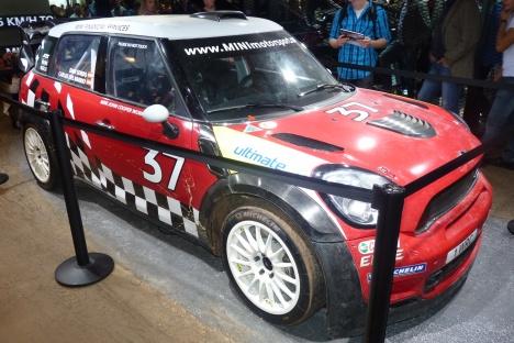IAA 2011. MINI John Cooper Works WRC