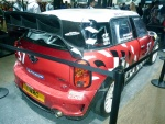 IAA 2011. MINI John Cooper Works WRC
