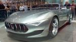 GIMS 2014. Maserati Alfieri Concept