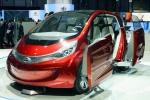 GIMS 2012. Tata Megapixel Concept
