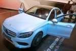 GIMS 2014. Mercedes C400 4Matic