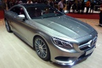 GIMS 2014. Mercedes S-Класс Coupe