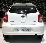 GIMS 2012. Nissan Micra 2012