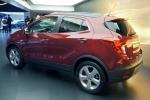 GIMS 2012. Opel Mokka 2013