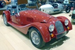 GIMS 2014. Morgan Plus 4 Narrow Body