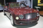 IAA 2011. Bentley Mulsanne