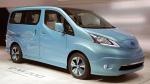 GIMS 2012. Nissan e-NV200 Concept