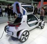IAA 2011. Volkswagen Nils Concept