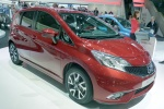 GIMS 2014. Nissan Note