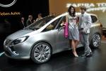 GIMS. Opel Zafira Tourer Concept