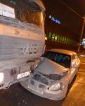 ДТП Hyundai и грузовика 3