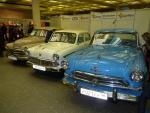 """Парад отечественных ветеранов на выставке """"Мир автомобиля 2010"""""""