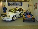 """Спортивный стенд на выставке """"Мир Автомобиля 2010"""""""