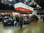 """Стенд Citroen на выставке """"Мир автомобиля 2010"""""""