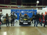 """Стенд Daewoo на выставке """"Мир автомобиля 2010"""""""