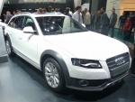 ММАС 2010. Audi A4 Allroad