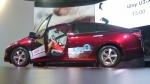 ММАС 2010. Honda FCX Clarity