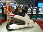 ММАС 2010. Honda 3R-C Concept
