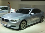 ММАС 2010. BMW Concept 5 Series ActiveHyrid