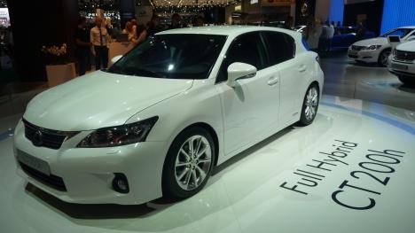 ММАС 2010. Lexus CT 200h